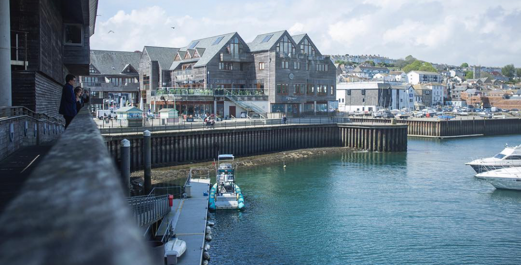 Falmouth, part of the area we cover
