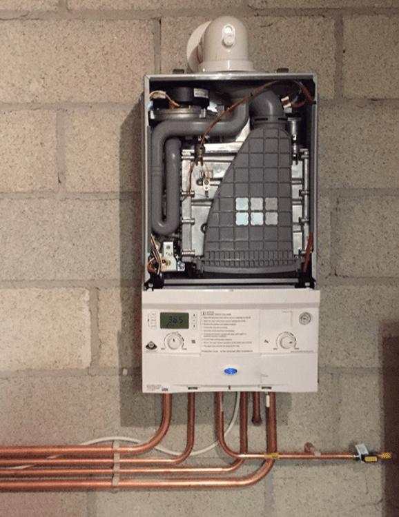 Plumber - Boiler